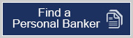 find a personal banker icon