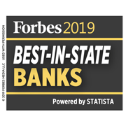 Forbes Best in State Banks