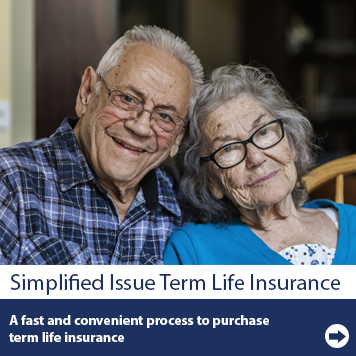 Simplified Issue Term Life Insurance
