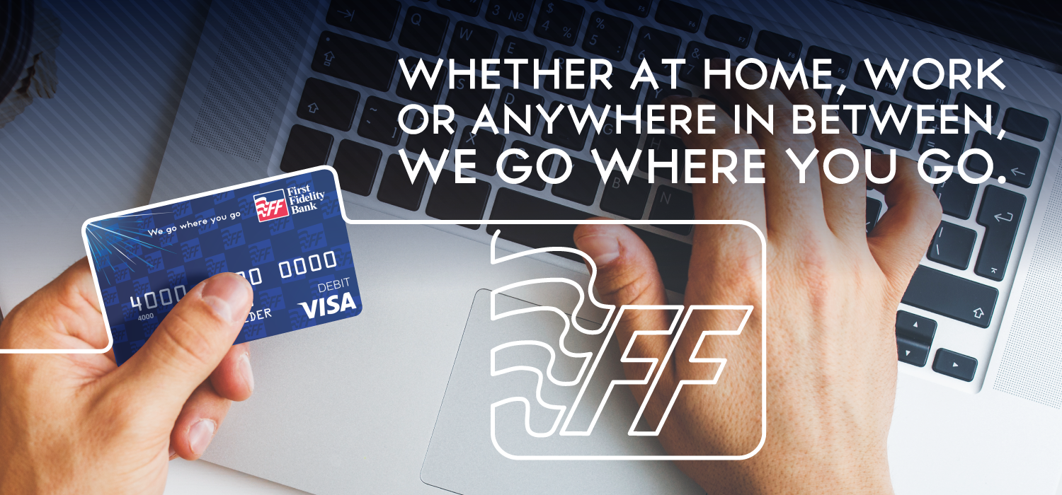 First Fidelity Bank Home Page